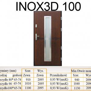 Inox3D 100
